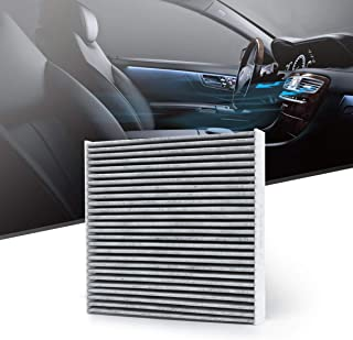KAFEEK Cabin Air Filter Fits CF10134, 80292-T0G-A01,80292-SDA-A01, 80292-SDC-A01, 80292-SEC-A01, 80292-SHJ-A41, 80292-SWA-A01, Replacement for Honda & Acura, Includes Activated Carbon