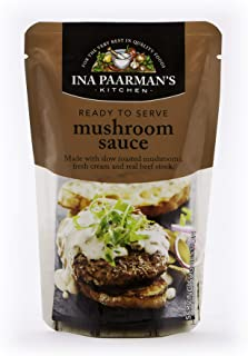 Ina Paarman Ready To Serve Mushroom Sauce, 200ml (Pack of 1)