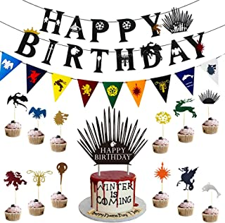 Best cake decorations game of thrones Reviews