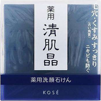コーセー 【医薬部外品】 薬用 清肌晶 洗顔 詰替え用 120g