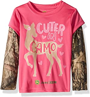 Girls' Toddler 2 for Poly Tee