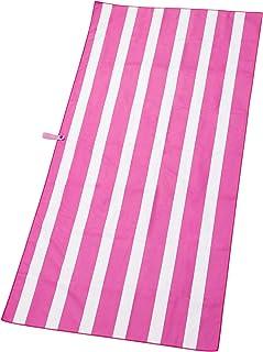 Sport et Camping Sunland serviette microfibre compacte et S/échage Rapide serviette de plage voyage