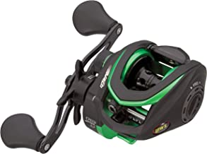 Lew's Fishing Mach Speed Spool MCS Casting Reel with 7.5:1 Gear Ratio, 10 Bearings, and 10lbs. Max Drag