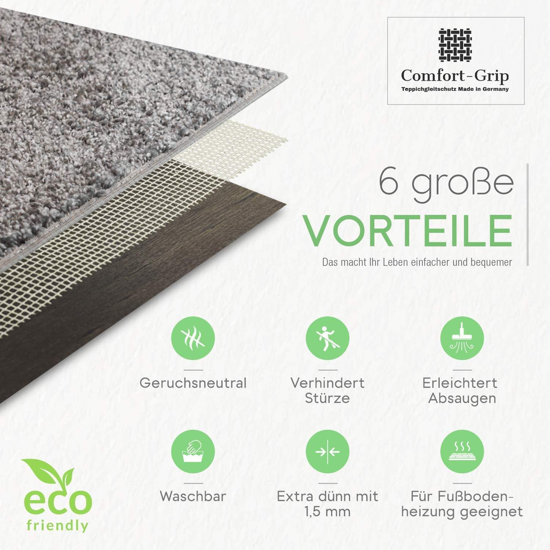 Sous-tapis antid/érapant de qualit/é sup/érieure le carrelage Sans plastifiants Convient /également pour le parquet etc. Convient pour tous les sols durs le marbre