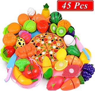 Best toy fruits and vegetables velcro Reviews