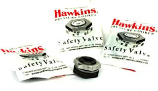 Hawkins B1010 3 Piece Pressure Cooker Safety Valve - B1010-3pcSet