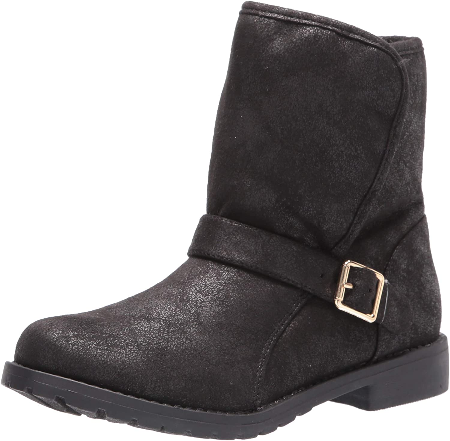 Max 45% OFF The Children's Place Unisex-Child Boots Ankle Buckle Max 63% OFF