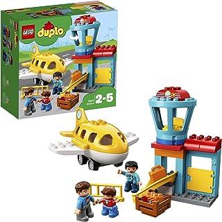 LEGO 10871 Duplo Flygplats Byggset, Flerfärgad