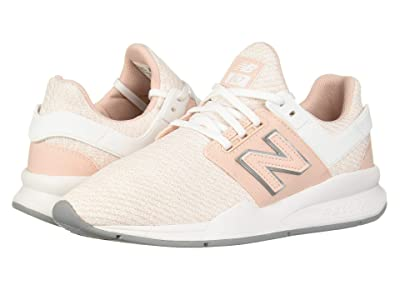 New Balance Classics 274v2 (Oyster Pink/White) Women