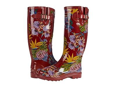 Anuschka Tall Rain Boot