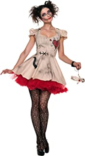 para Mujer Disfraz de muñeca vudú
