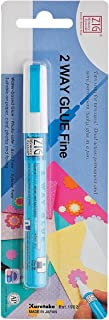 Zig Memory System Two Way Glue Pen, Carded, Fine Tip