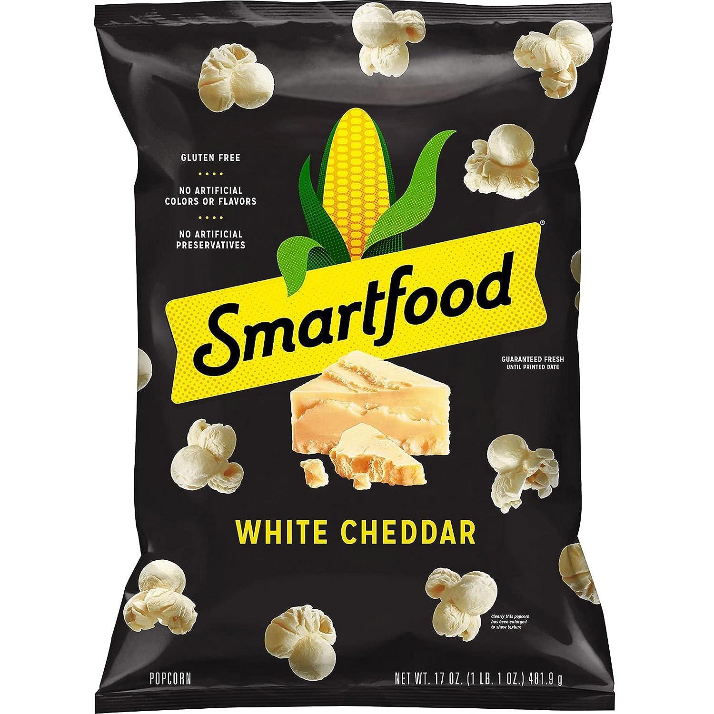 Smartfood White Cheddar Popcorn 17 Oz. Wholesale Max 85% OFF Al sold out. Disco Cheap
