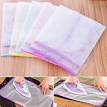 Protective Ironing Pressing Pad-Protective Scorch Saving Mesh Random Color (2-Pack)