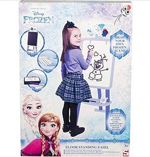 Sambro Pizarra 2 En 1 Frozen, Color Azul (DFR15-4565)