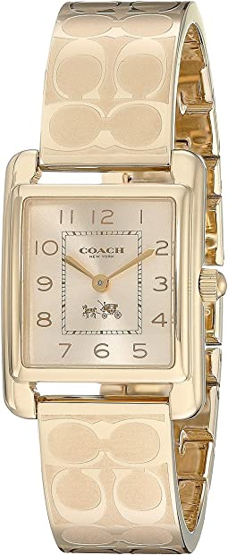 COACH - Page Bangle Watch