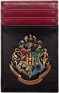 Harry Potter Hogwarts Crest Front Pocket Wallet