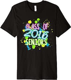 Graffiti Class of 2016 Seniors T-Shirt
