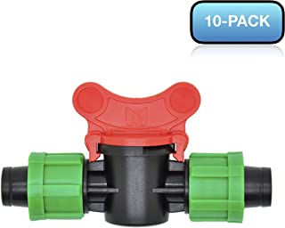 Best drip tape valve Reviews