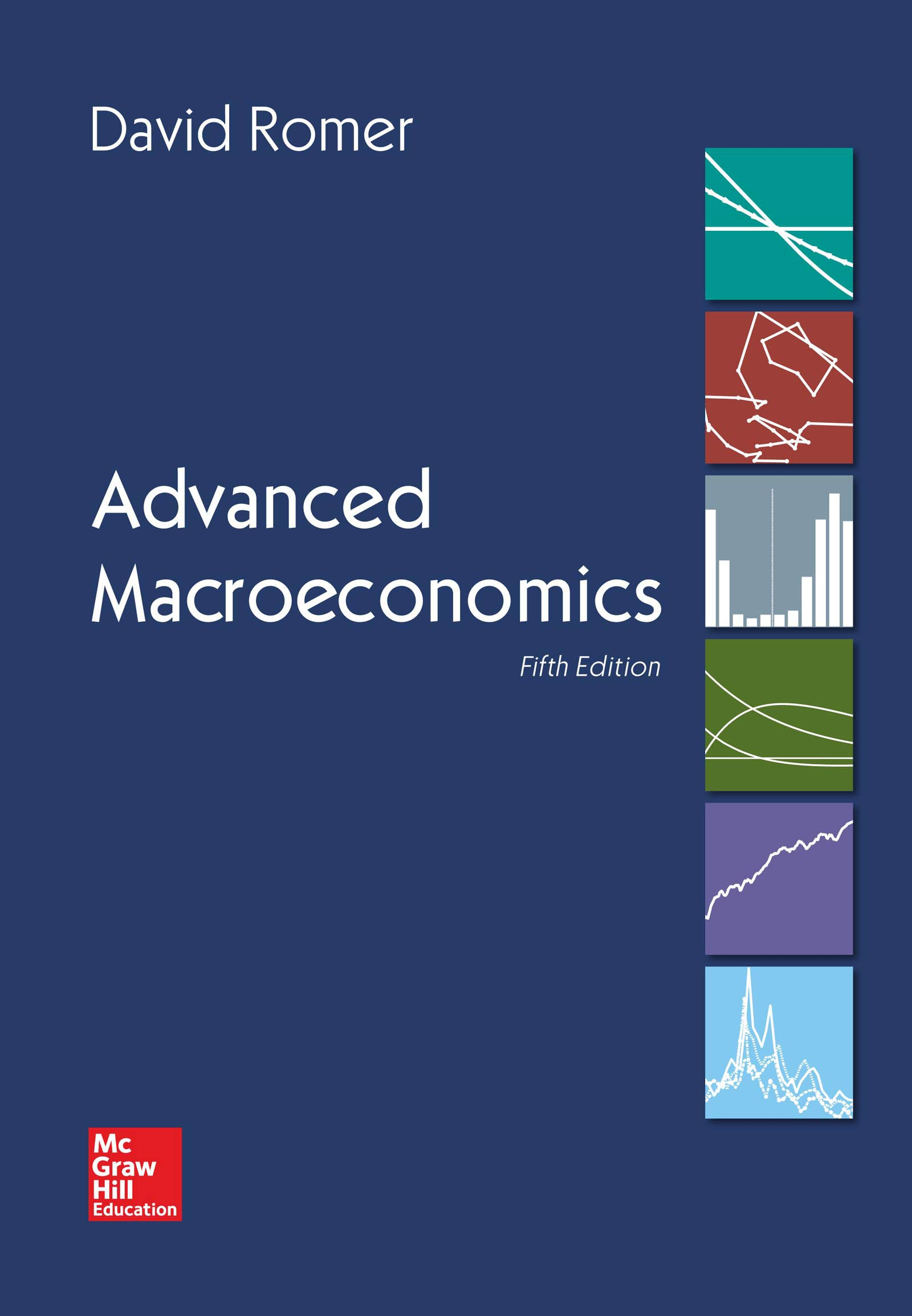Advanced Macroeconomics (Mcgraw-hill Economics)