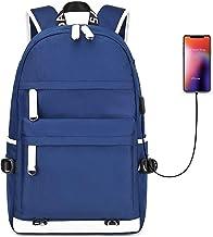 CVBGH Grote Capaciteit Rugzak Outdoor Waterdichte Laptop Rugzak Mannen En Vrouwen Jongens Schoolrugzak Met Usb-Poort