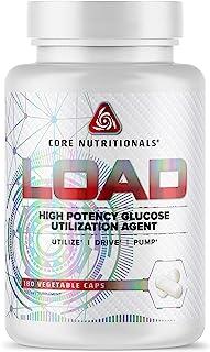 Core Nutritionals Load Platinum High Potency Glucose Utilization Agent 30 Servings
