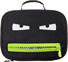 ZIPIT Grillz Lunch Bag for Children, Black