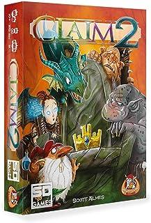 SD Games- Claim 2, Multicolour, One Size (Sdgclaim002)