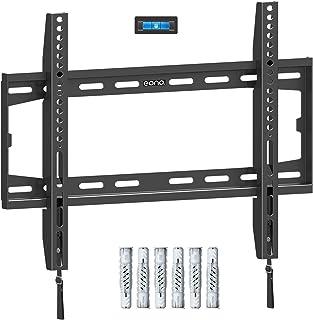 Amazon Brand -Eono Support Murale TV Fixes Robustes, pour la Plupart des Téléviseurs LED, LCD, OLED et Plasma de 26-55 Pou...