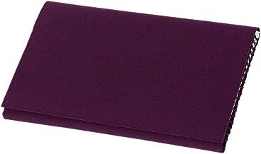 懐紙入れ 袱紗ばさみ 数珠袋 男性 女性 日本製 西陣織 綴 シルク100% 紫