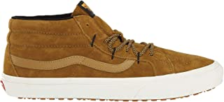 Unisex Sk8 Mid Reissue MTE Suede Trainers