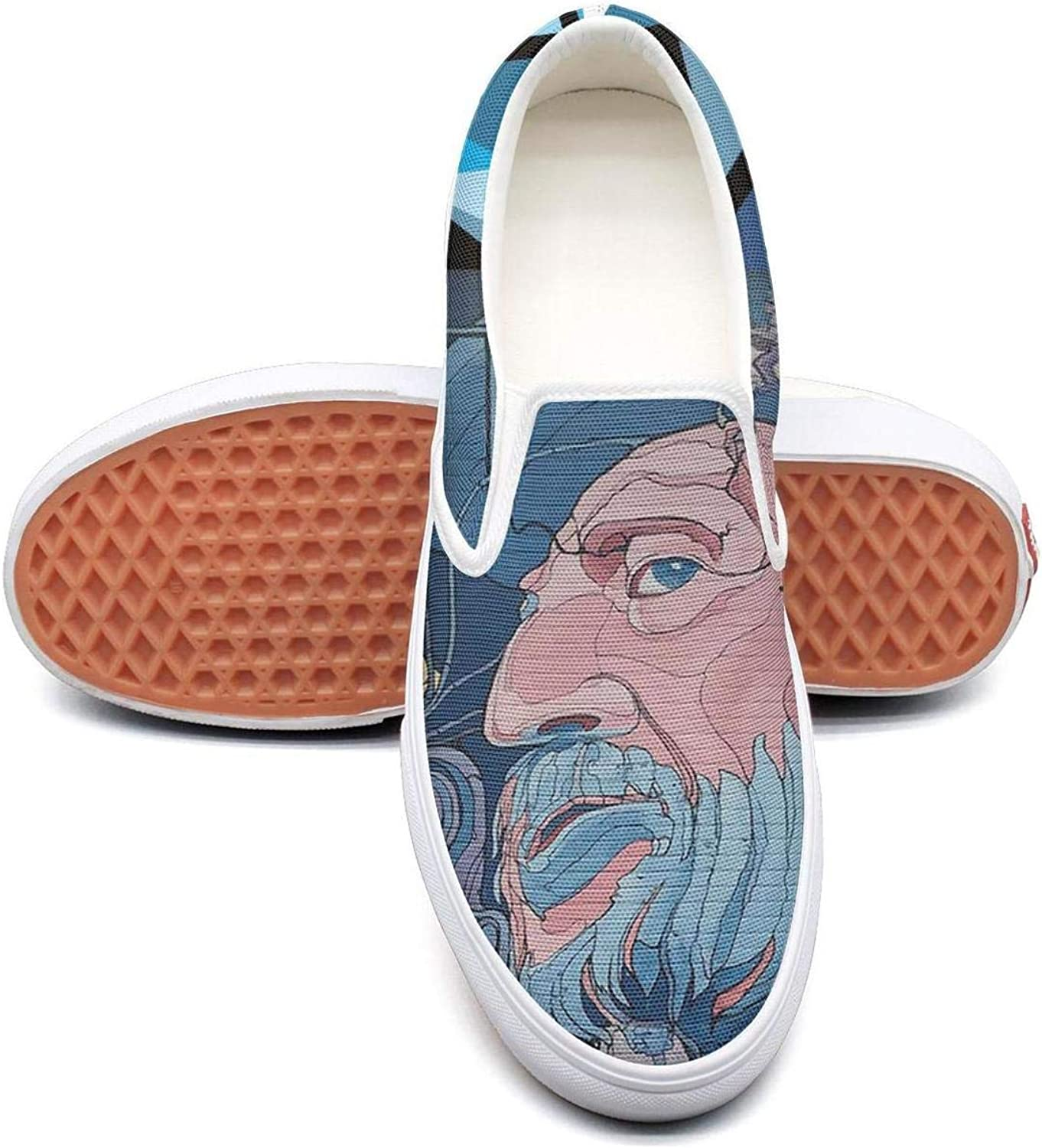 OUCUI Beautiful Women Willie-Nelson-Art- Training shoes Womens