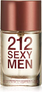 Carolina Herrera 212 Sexy Men Agua de toilette con vaporizador - 30 ml