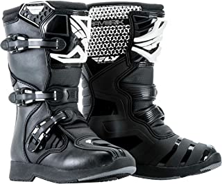 Fly Racing 2020 Youth Maverik Boots (3) (Black)