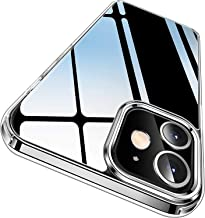 CASEKOO Crystal Clear Designed for iPhone 12 Case, Designed for iPhone 12 Pro Case [Anti-Yellowing] Shockproof Protective ...
