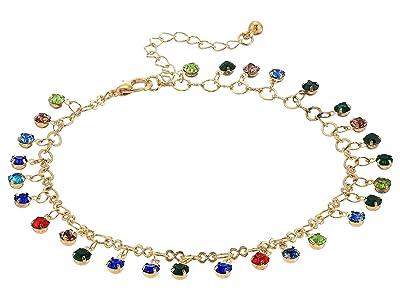 8 Other Reasons Senora Anklet (Gold) Bracelet