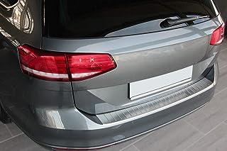Ladekantenschutz Folie VW Passat Variant B8 3G Facelift Transparent glänzend