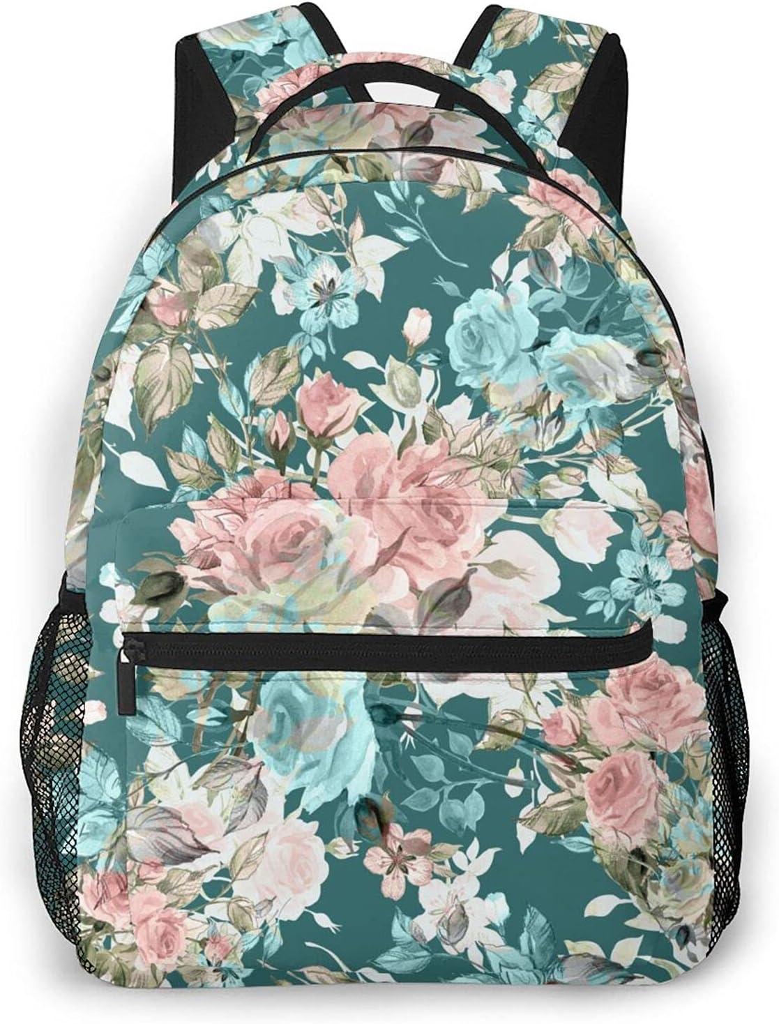 Lightweight Water Resistant Peony New York Mall Backpack Change Gradual Dallas Mall Design