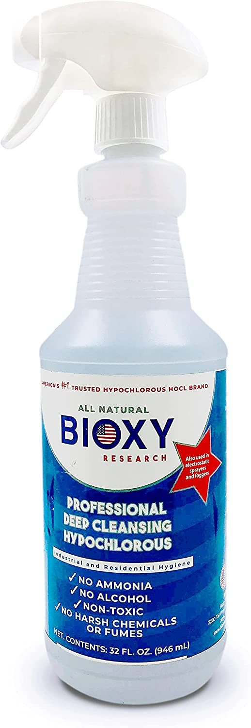 BIOXY All Natural Deep Cleansing Industrial Cheap SALE Start Discount is also underway Hypochlorous HOCl