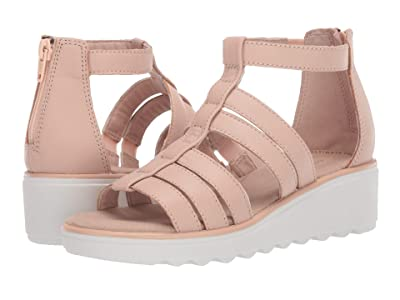 Clarks Jillian Nina (Blush Leather) Women