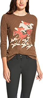 Women's Hunt Scene Graphic Tee