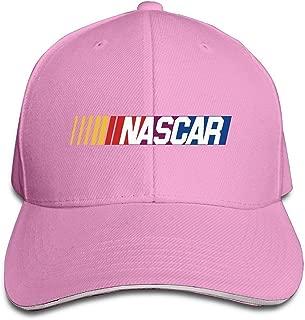 nascar logo hat