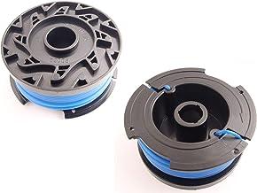 SECURA Fadenspule 1,6mm (2er Set) kompatibel mit Black&Decker ST182320 Freischneider