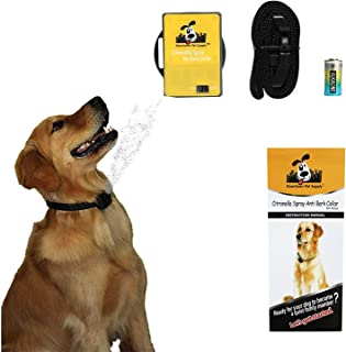Best barking collar spray Reviews
