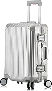Best silver hard suitcase Reviews