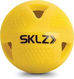 SKLZ Premium Impact Limited-Flight Training Baseballs, 6-Pack