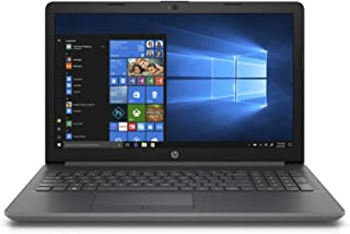 HP 15-db0001ne Laptop, AMD A9-9425, 15.6 Inch, 1TB, 4GB RAM, AMD Radeon 520, Win 10, Eng-Ara KB, Silver