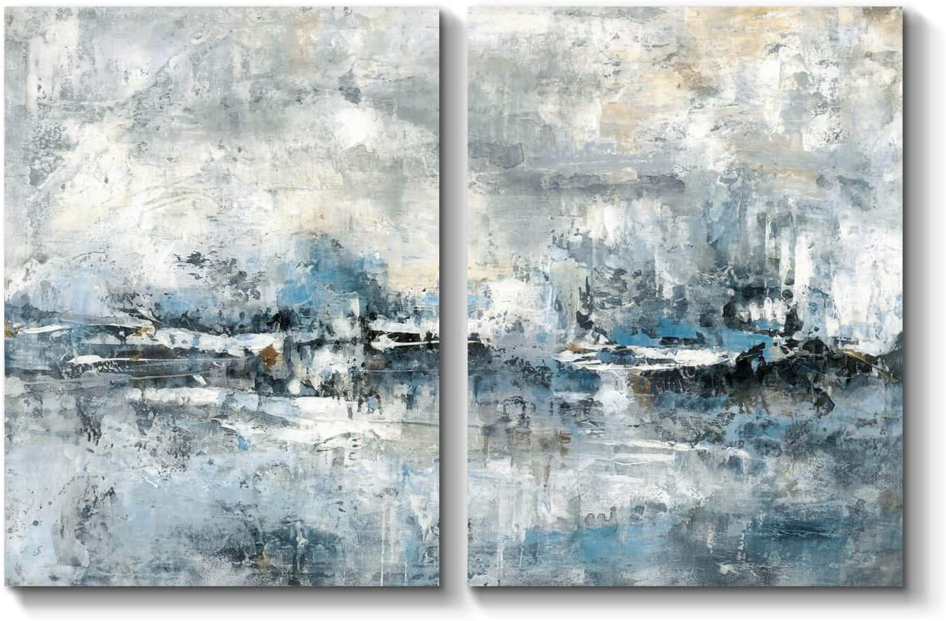 Abstract Canvas Artwork Large discharge sale Wall with Painting Today's only Picture Art: