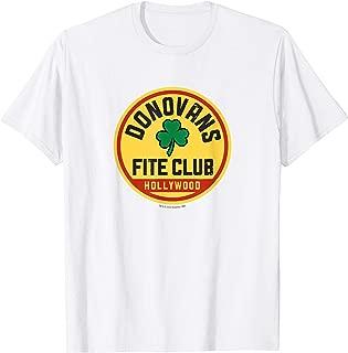 Ray Donovan Fite Club Clover T-Shirt