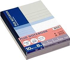普乐士 笔记本 Semi B5(6号)B格 30 张 10 本装 NO-003BJ-10P 75-086
